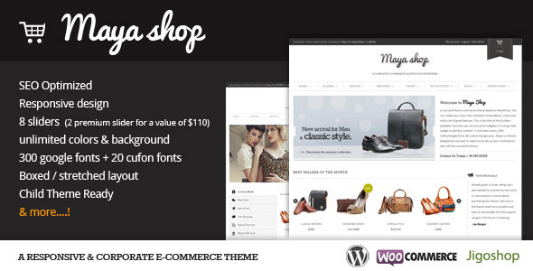 Awesome WooCommerce Themes worth to check out