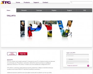 Setting up your free IPTV with TPG and TP-Link Router