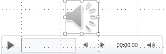 powerpoint 2013 add audio as background v1