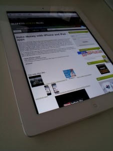 Make Money with iPad and iPhone