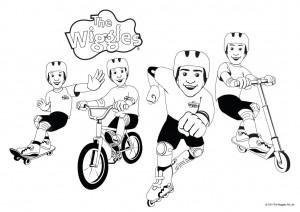 wiggles outdoor activities