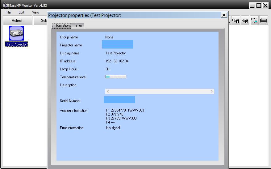 epson easymp monitor