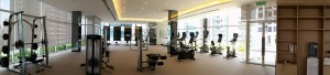 Fraser Residence 24 hour gym