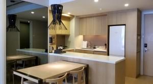 Fraser Residence Kitchen