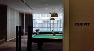 Fraser Residence Pool Tables