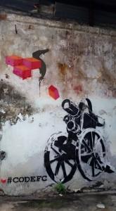 Murals cannon