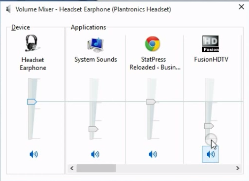 How to fix audio not working for programs
