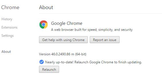 Chrome Kiosk Mode Latest Version