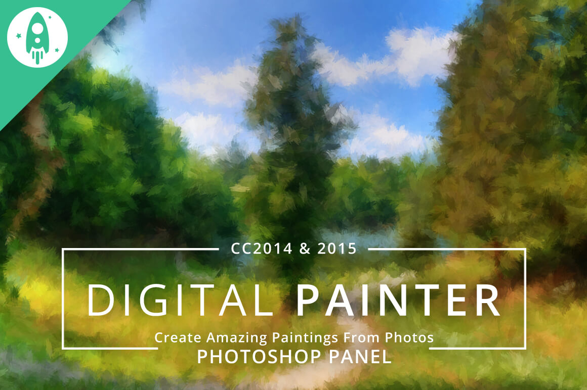 Convert Photos to Stunning Paintings with Digital Painter – only $9!