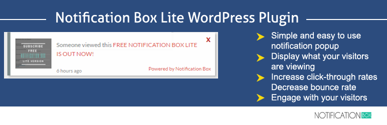 Notification Box Lite