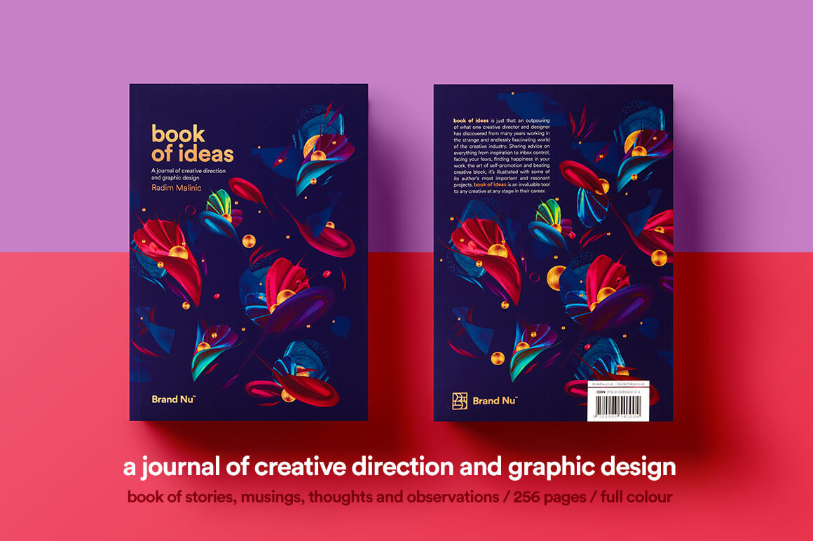 Focus Your Creative Direction with the Beautiful Book of Ideas – only $19!