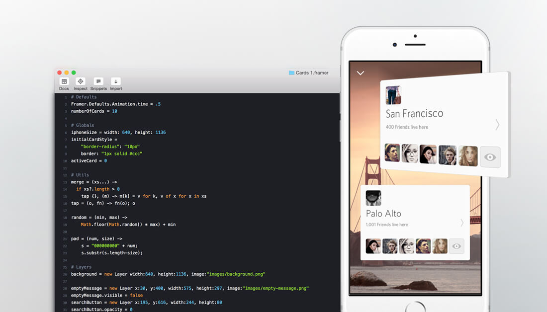Learn to Master Framer JS and Add Interaction to Your Static Designs – $27!