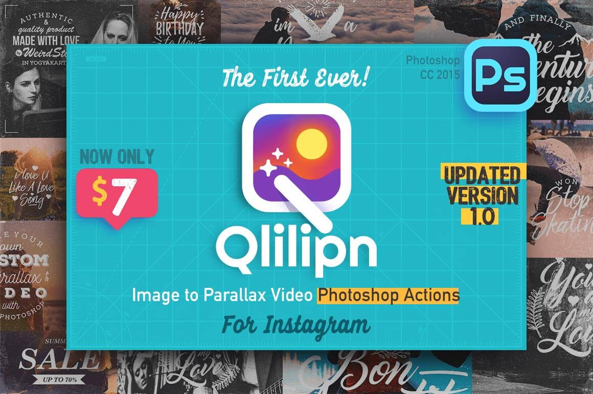 Convert Static Images to 2.5D Parallax Videos for Instagram – only $7!