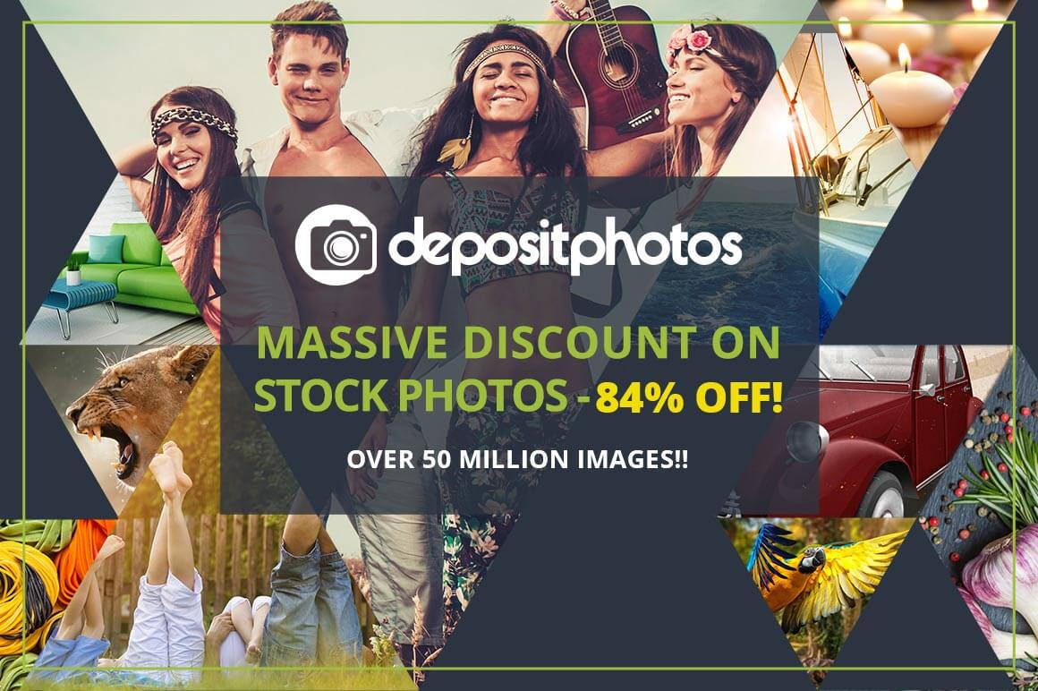 Massive Discounts on Stock Photos – 84% off!