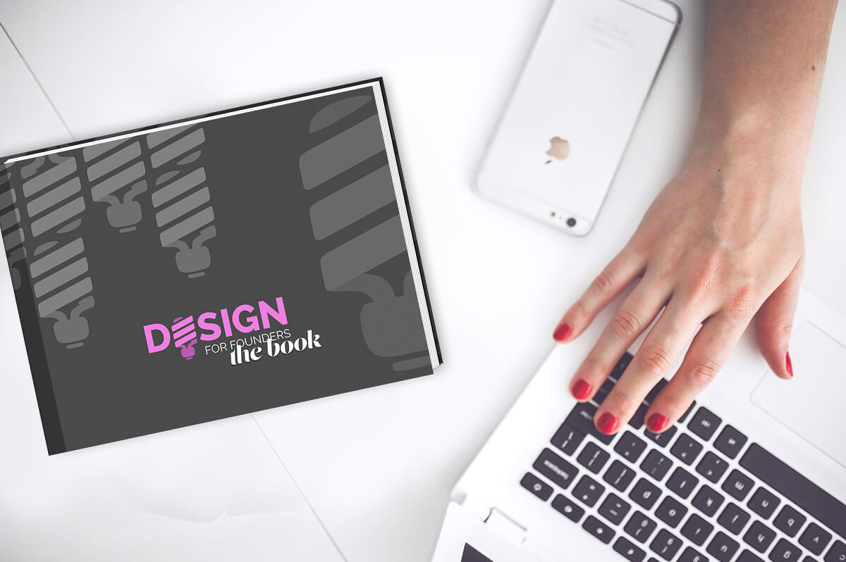 eBook: Design for Founders The Book – only $9!
