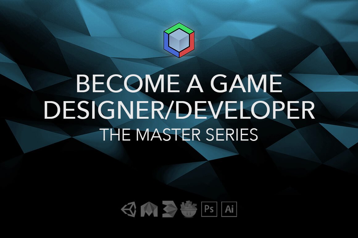Become a Game Designer: Developer Complete Master Series – only $24!
