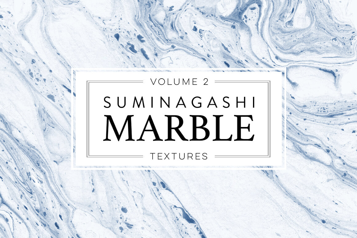 90 Beautiful Marble Paper Textures with Extended License – only $14!