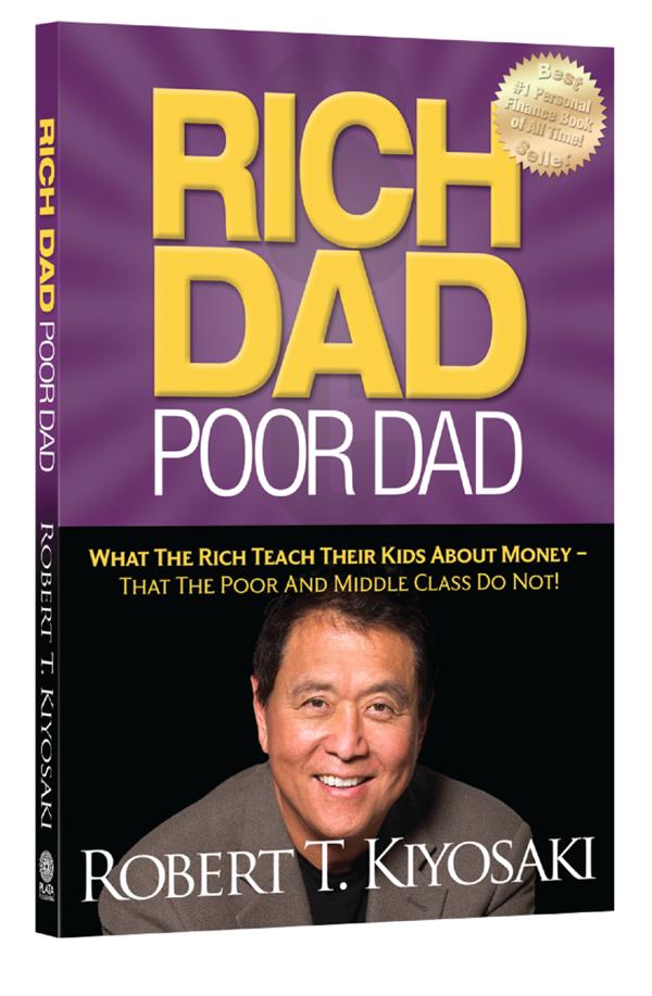 Rich Dad Poor Dad Audio Book and More