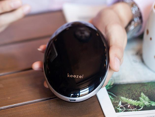 Keezel Online Security Device + 2-Yr Premium VPN Subscription (Pre-Order) for $209