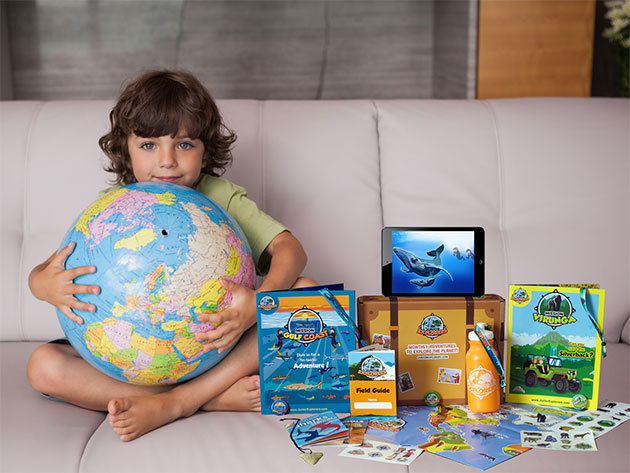 Junior Explorers Educational Program for $13