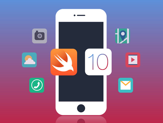 The 2017 iOS 10 Complete App Builder Bundle for $39