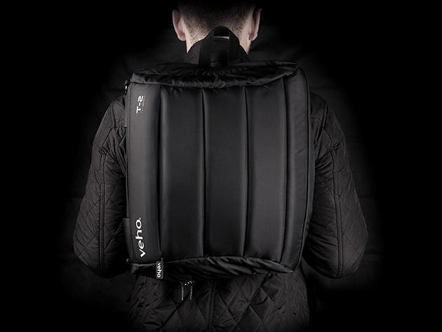 Veho Hybrid Laptop Bag & Backpack for $39