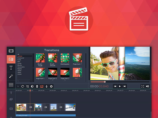 Movavi Multimedia Editing Bundle for Mac for $43