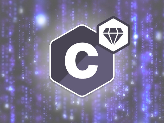 The Complete C Programming Bundle for $44