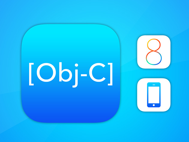 The Complete Objective-C Guide for iOS 8 & Xcode 6 for $19