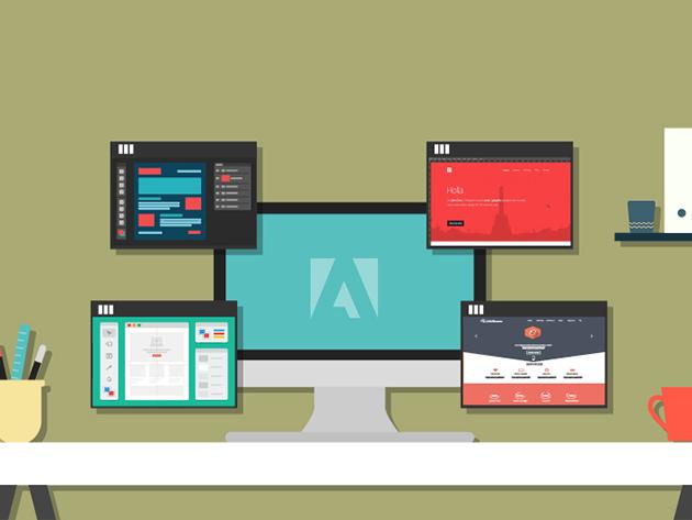 Adobe Super Bundle: 130 Expert Courses for $39