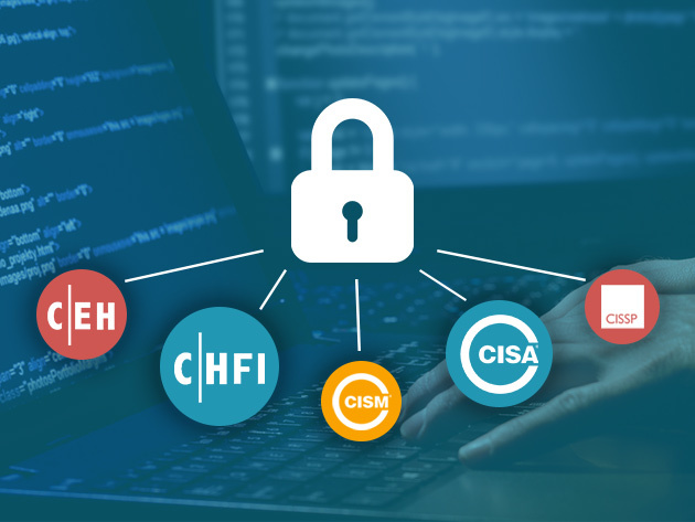 Computer Hacker Professional Certification Package for $59