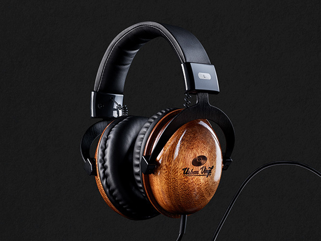 Urban Vinyl Over Ear Headphones for $124