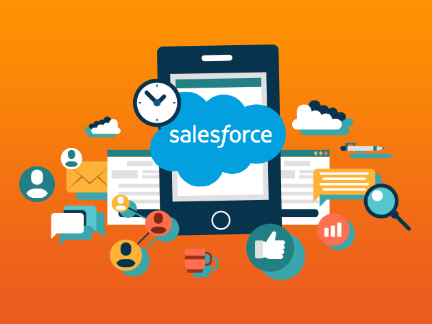 Salesforce Administrator and App Builder Certification for $79
