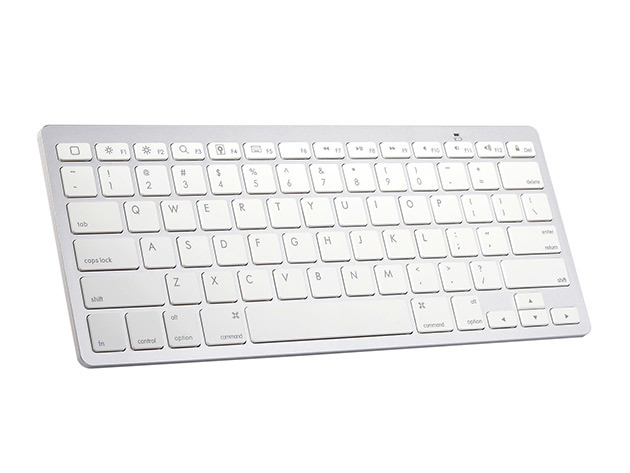 Modern Wireless Bluetooth Keyboard for $29