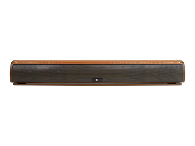FRESHeBAR Leather Soundbar for $79