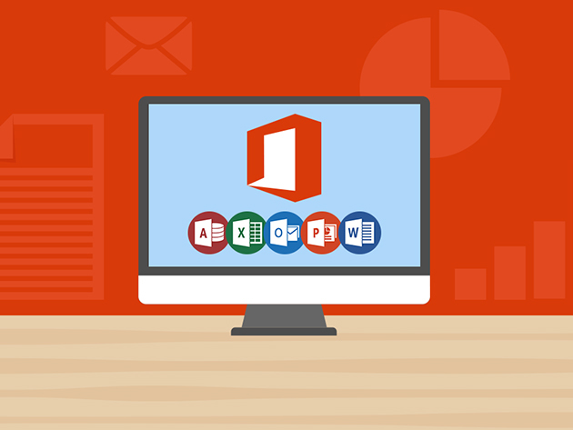 Microsoft Office 2016 Certification Training Bundle for $39