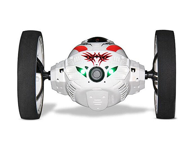 SainSmart Jr. Smart RC Control Bounce Jump Stunt Car for $54