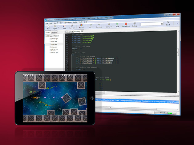 The Game Creator's Ultimate Bundle for $39
