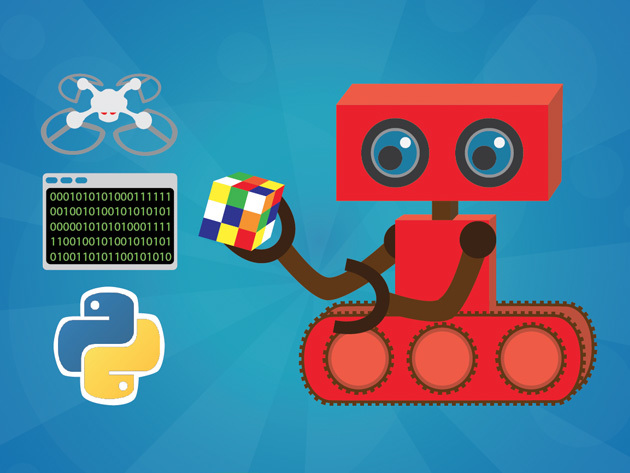 The Python Power Coder Bundle for $45