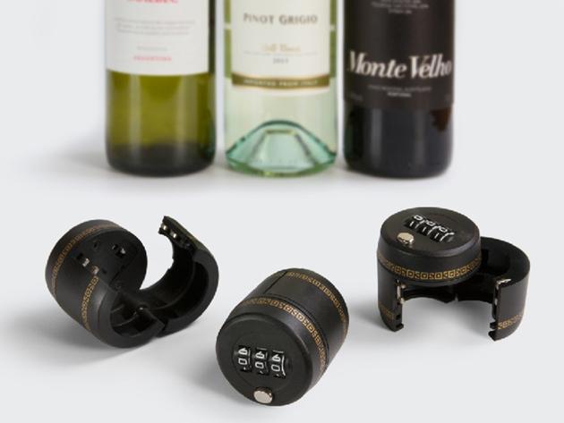 Combination Bottle Lock for $14