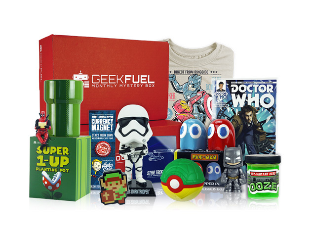 Geek Fuel Mega Pack for $79