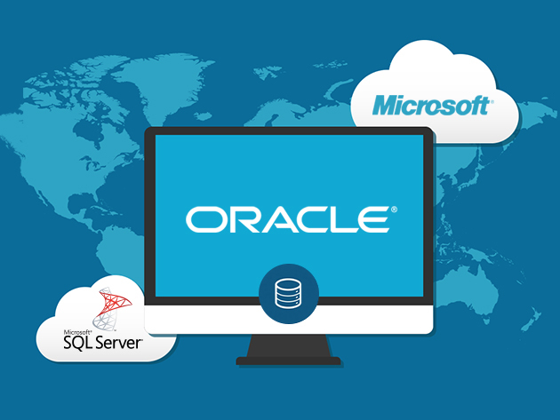 Database Administration with Microsoft SQL Server and Oracle SharePoint for $39