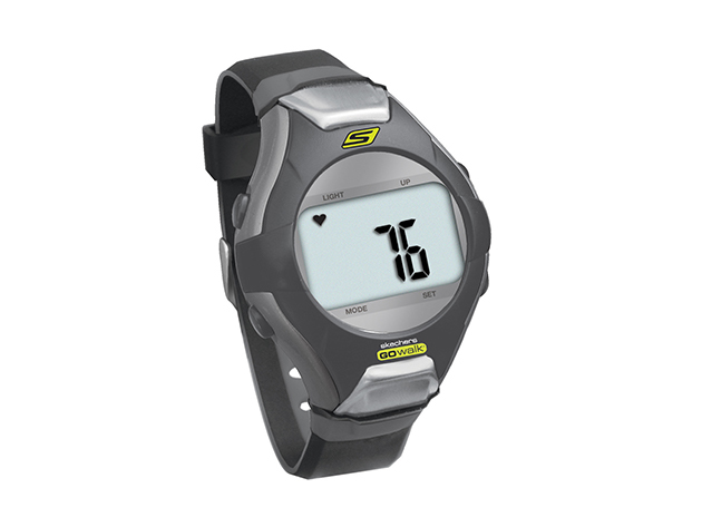 Skechers Heart Rate Monitor Watch for $16