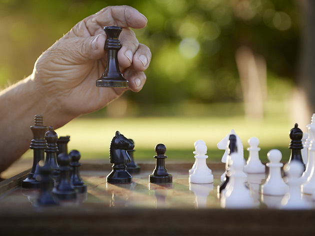 Learn Chess from a Grandmaster for $19