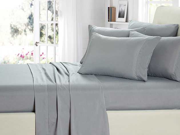 2000 Series Bamboo Fiber 6-Piece Sheets for $39