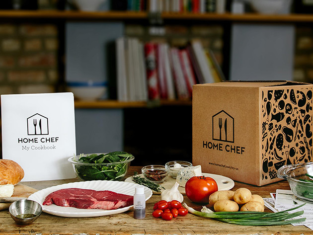 Home Chef: One Week of Three Meals for Two People for $39