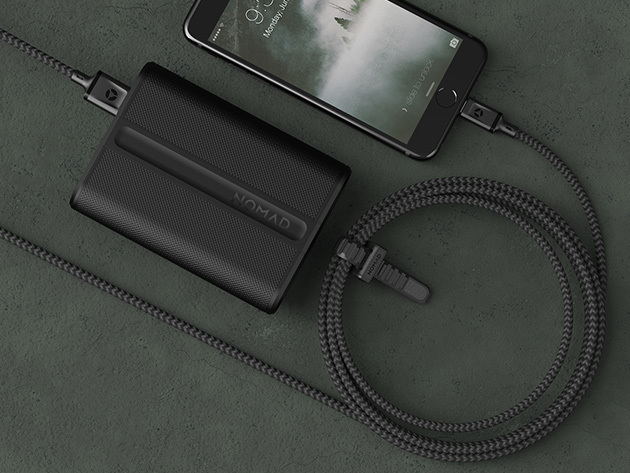 Nomad Ultra Rugged Charging Cables for $29
