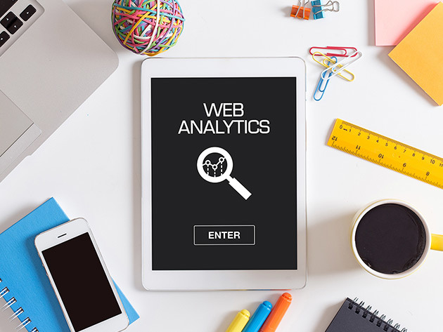 Web Analytics Certification Training for $19