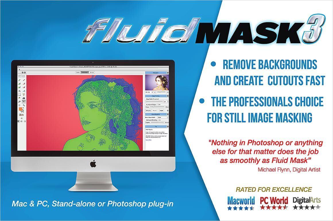 Fluid Mask 3 – Professional Image Masking Tool – only $49!