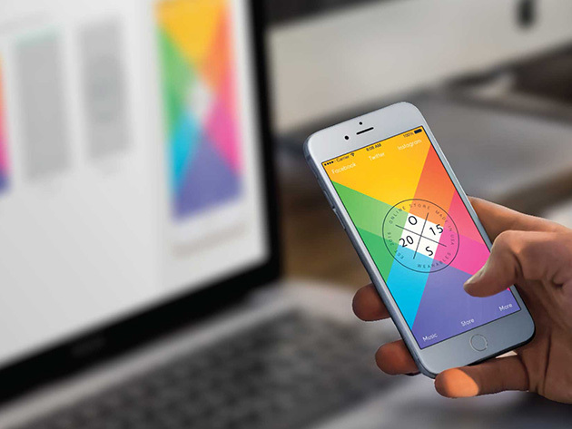 Nativ App Maker: 1-Yr Subscription for $49